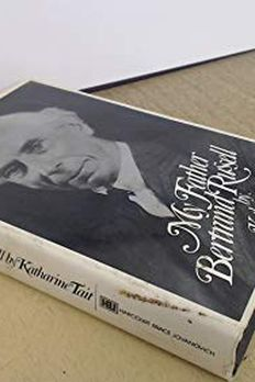 My Father, Bertrand Russell book cover