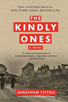 The Kindly Ones book cover