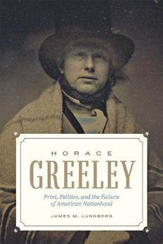 Horace Greeley book cover