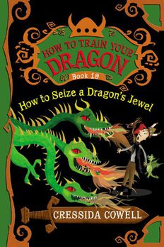 How to Seize a Dragon's Jewel book cover