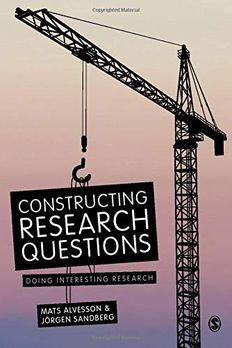 Constructing Research Questions book cover