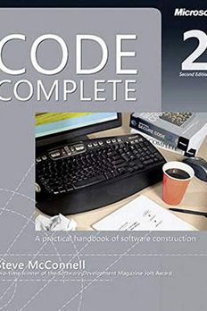 Code Complete book cover