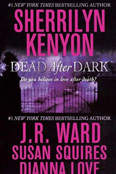 Dead After Dark book cover