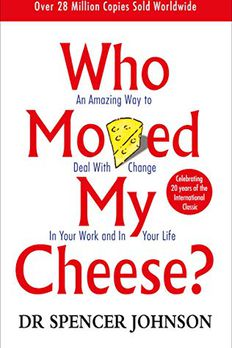 Who Moved My Cheese? book cover