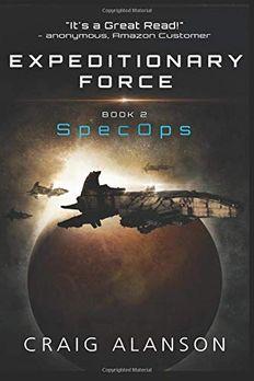 SpecOps book cover