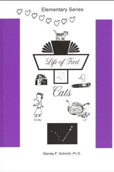 Life of Fred: Cats book cover