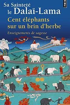 Cent 'L'phants Sur Un Brin D'Herbe. Enseignements de Sagesse book cover