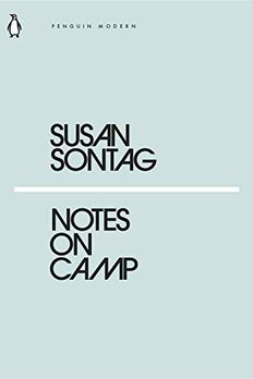 Notes on Camp book cover