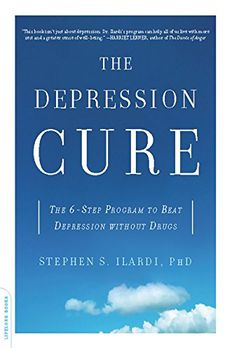 The Depression Cure book cover