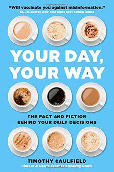 Your Day, Your Way book cover