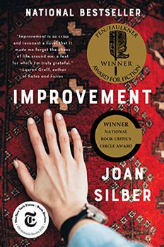 Improvement book cover