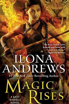 Magic Rises book cover