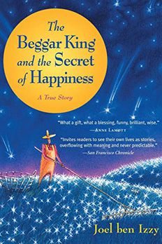 The Beggar King and the Secret of Happiness book cover