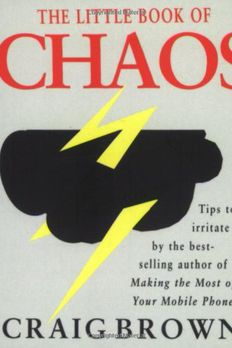 The Little Book Of Chaos book cover