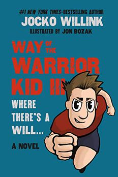 Way of the Warrior Kid 3 book cover