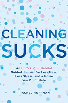 Cleaning Sucks book cover
