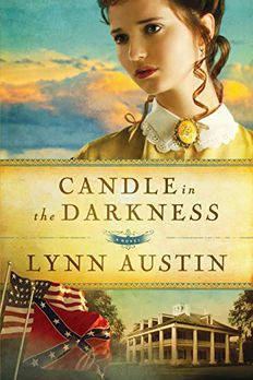 Candle in the Darkness book cover