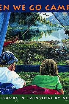 When We Go Camping book cover