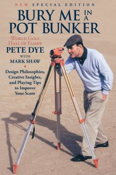 Bury Me In A Pot Bunker (New Special Edition) book cover