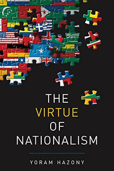 The Virtue of Nationalism book cover