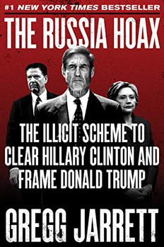 The Russia Hoax book cover