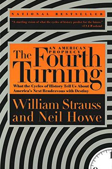 The Fourth Turning book cover
