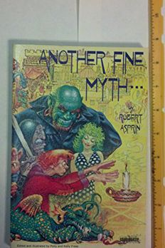 Another Fine Myth book cover