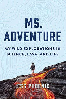 Ms. Adventure book cover