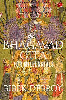 The Bhagavad Gita book cover