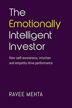 The Emotionally Intelligent Investor book cover
