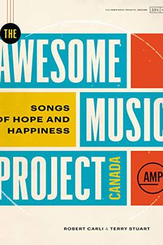 The Awesome Music Project Canada book cover