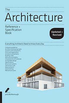 The Architecture Reference & Specification Book book cover