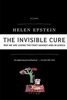 The Invisible Cure book cover