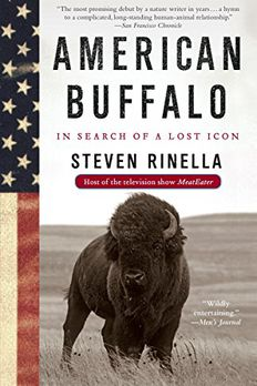 American Buffalo book cover