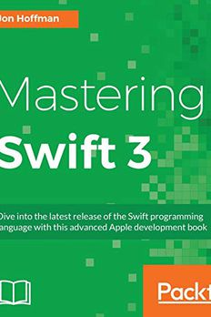 Mastering Swift 3 book cover