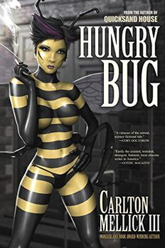 Hungry Bug book cover