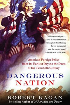 Dangerous Nation book cover