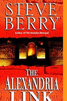 The Alexandria Link book cover