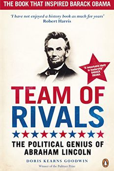 Team of Rivals book cover
