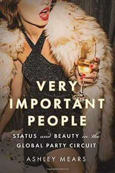 Very Important People book cover