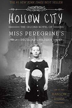 Hollow City book cover