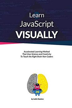 Learn JavaScript Visually book cover