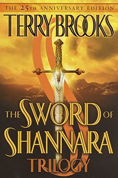 The Sword of Shannara Trilogy book cover