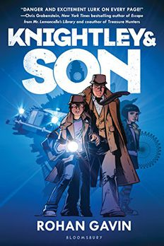 Knightley & Son book cover
