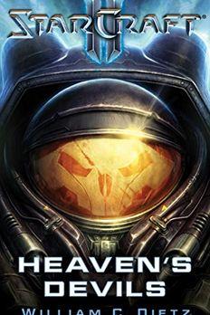 StarCraft II book cover