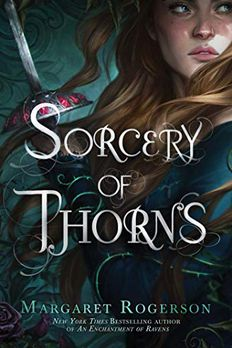 Sorcery of Thorns book cover