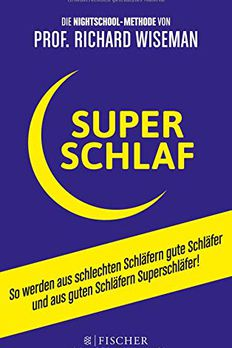 SUPERSCHLAF book cover