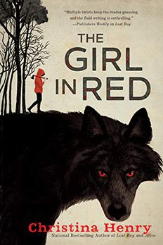 The Girl in Red book cover