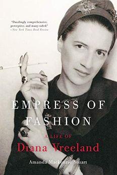 Empress of Fashion book cover