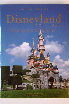 Disneyland Paris from Sketch to Reality book cover